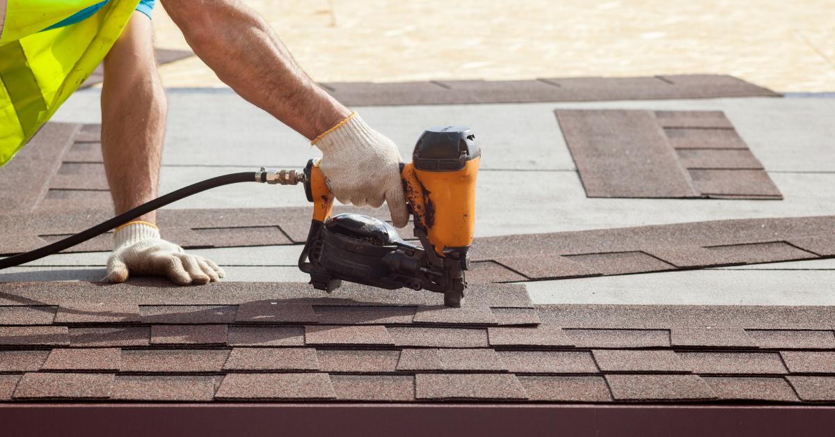 sanford shingle roofing